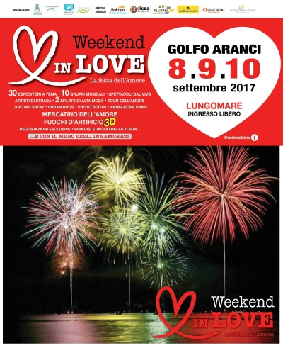 Weekend in Love Golfo Aranci
